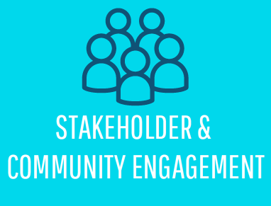 Stakeholder & Community Engagement
