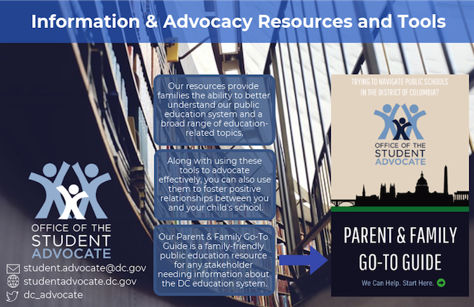 Parent Advocacy What You Should Do And >> Information Advocacy Resources And Tools Sboe