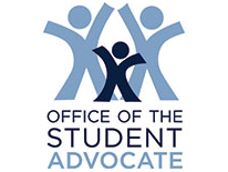 Logo for the Office of the Student Advocate